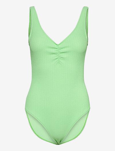 Ella Swimsuit - badpakken - lt. green