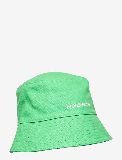 Pafe Bucket Hat - bucket hats - green