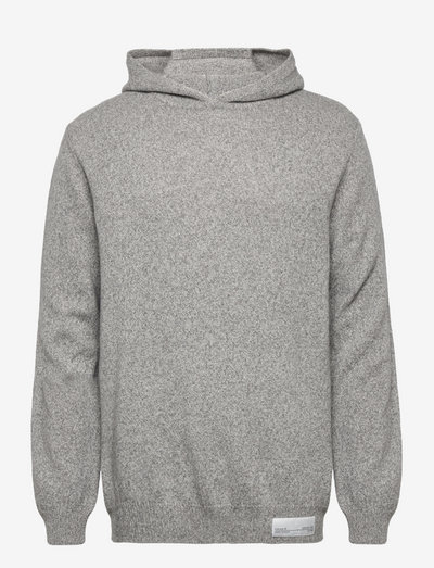 Millet Hoodie - hoodies - lt. grey