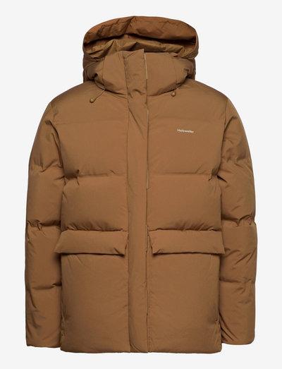 Besseggen Down Jacket - gewatteerde jassen - lt. brown