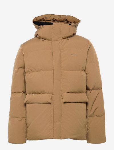 Dovre Down Jacket - donsjassen - lt. brown