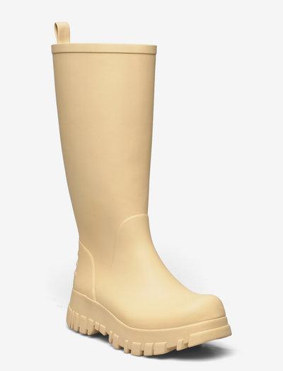 Sognsvann Rubber Boots - stövlar - lt. yellow