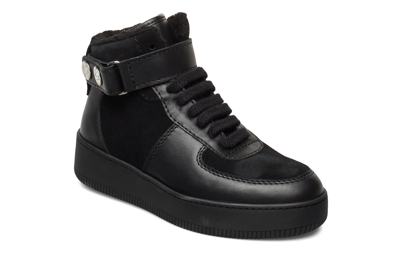 Hope Way Sneaker - BLACK