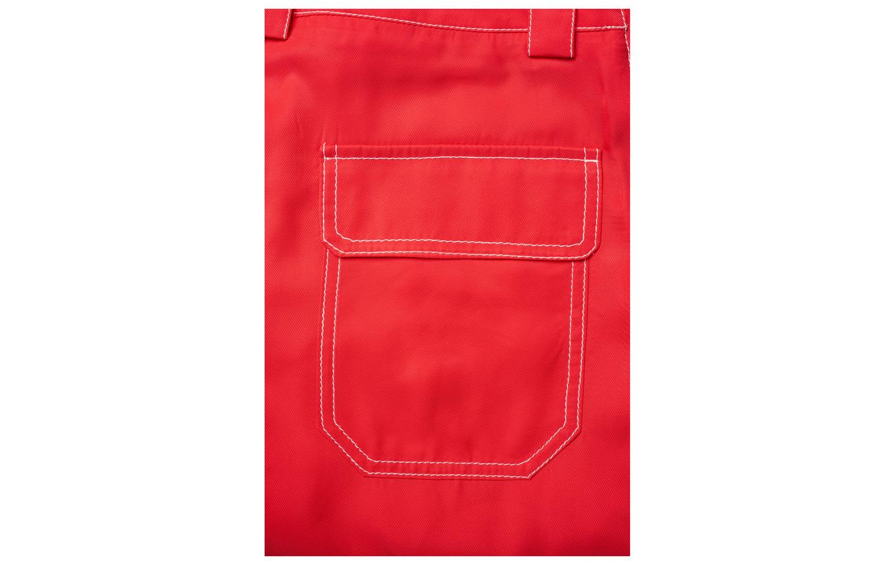 Red Équipement Mix Viscose 100 Trouser Hope qSgx8Zz