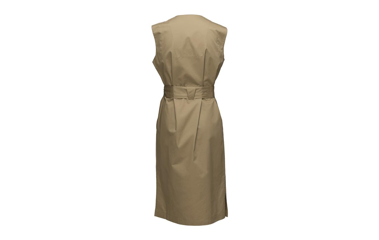 Beige Trail Coton 100 Dress Hope EpwqPdP