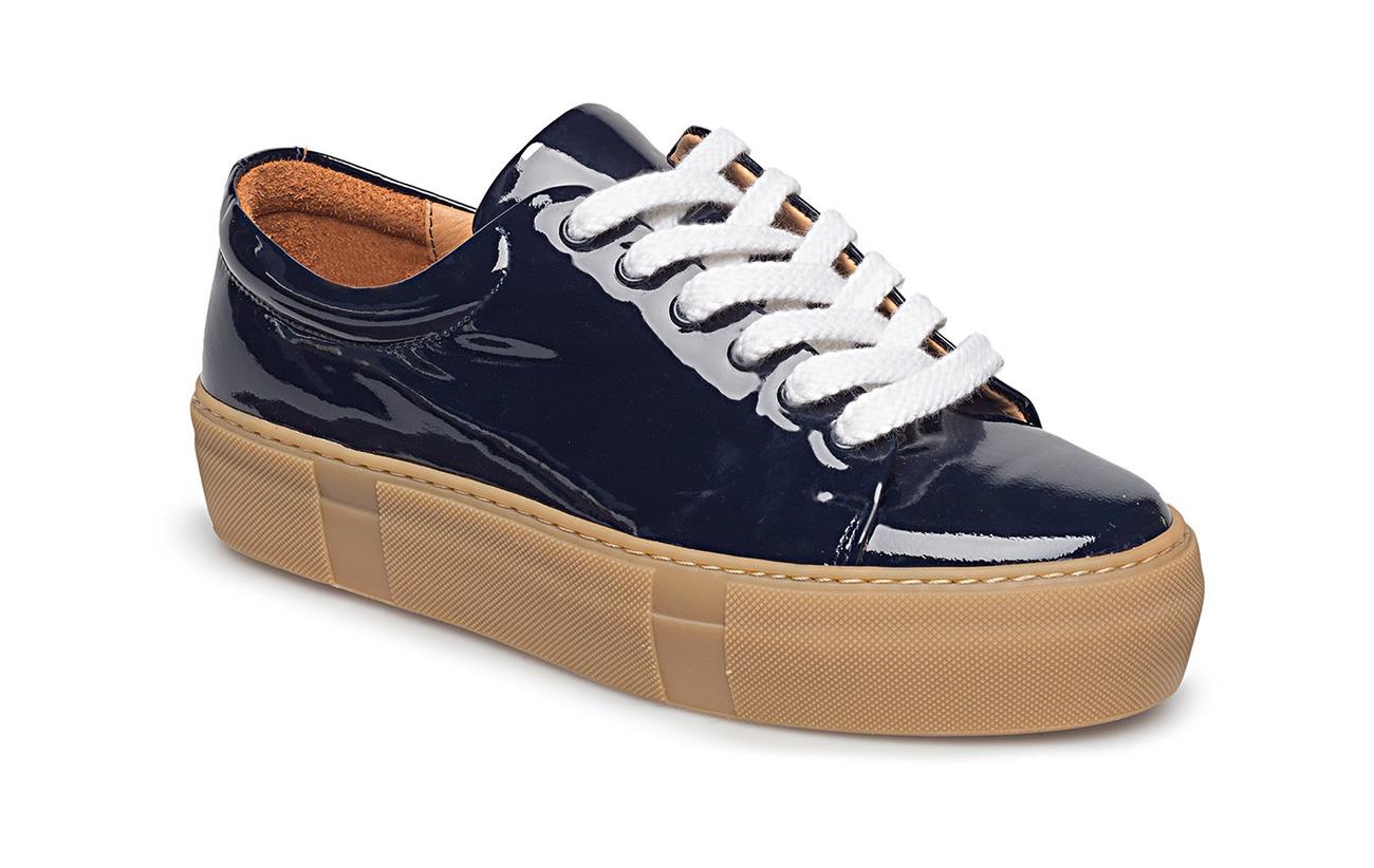 Hope Sam Sneaker - NAVY PATENT