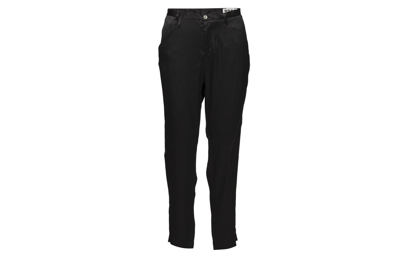 Hope Trouser 4 Elastane Polyester 64 Black Krissy Viscose 32 qqxpwr5g