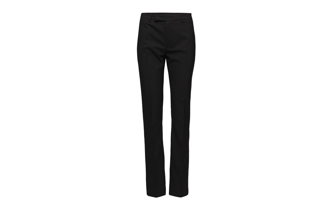 Polyester Laine Suit 2 44 54 Black Trouser Elastane Office Hope qwPxX01X