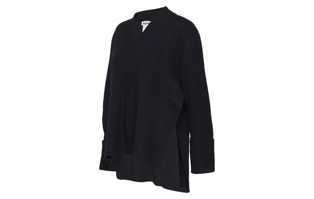 Hope Moon Sweater 100 Dk Laine Navy r1r7xnYP