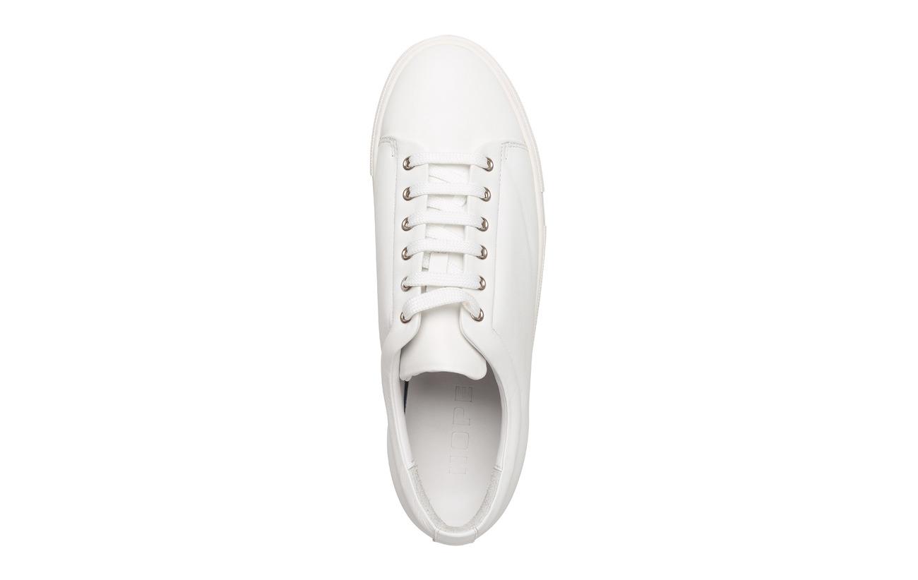 Extérieure Supérieure Hope Doublure White Semelle Sid Sneaker Caoutchouc Intercalaire Cuir Intérieure Empeigne 100 00HPrqw