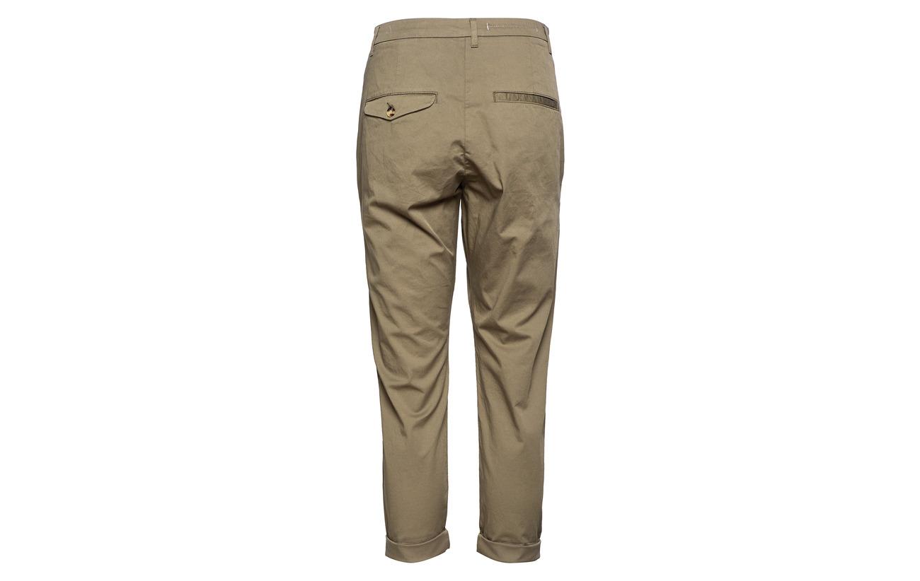 3 Elastane 97 Green Cedar Trouser News Coton Hope qzwUAHn