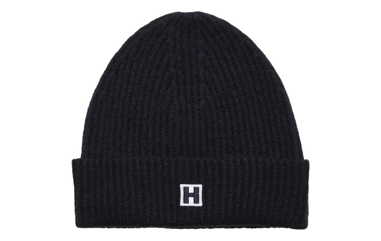 Hope H Hat - DK BLUE