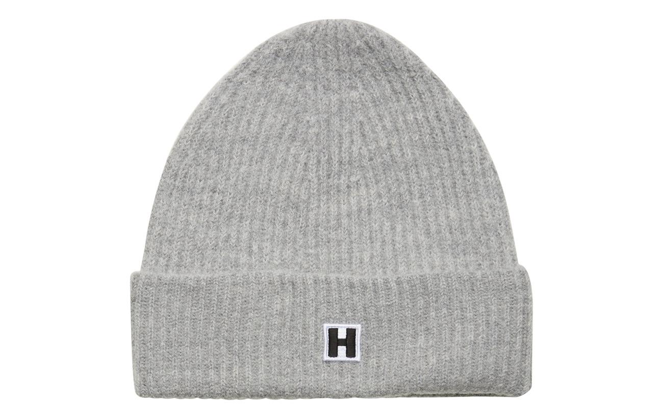 Hope H Hat - LT GREY MEL
