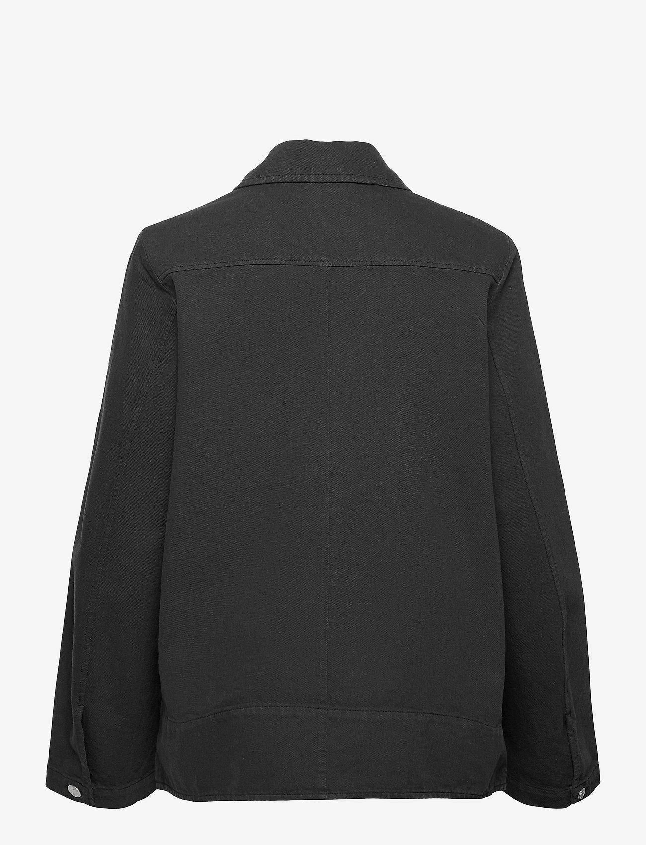 Hope - Worker Jacket - jeansjacken - washed black - 2