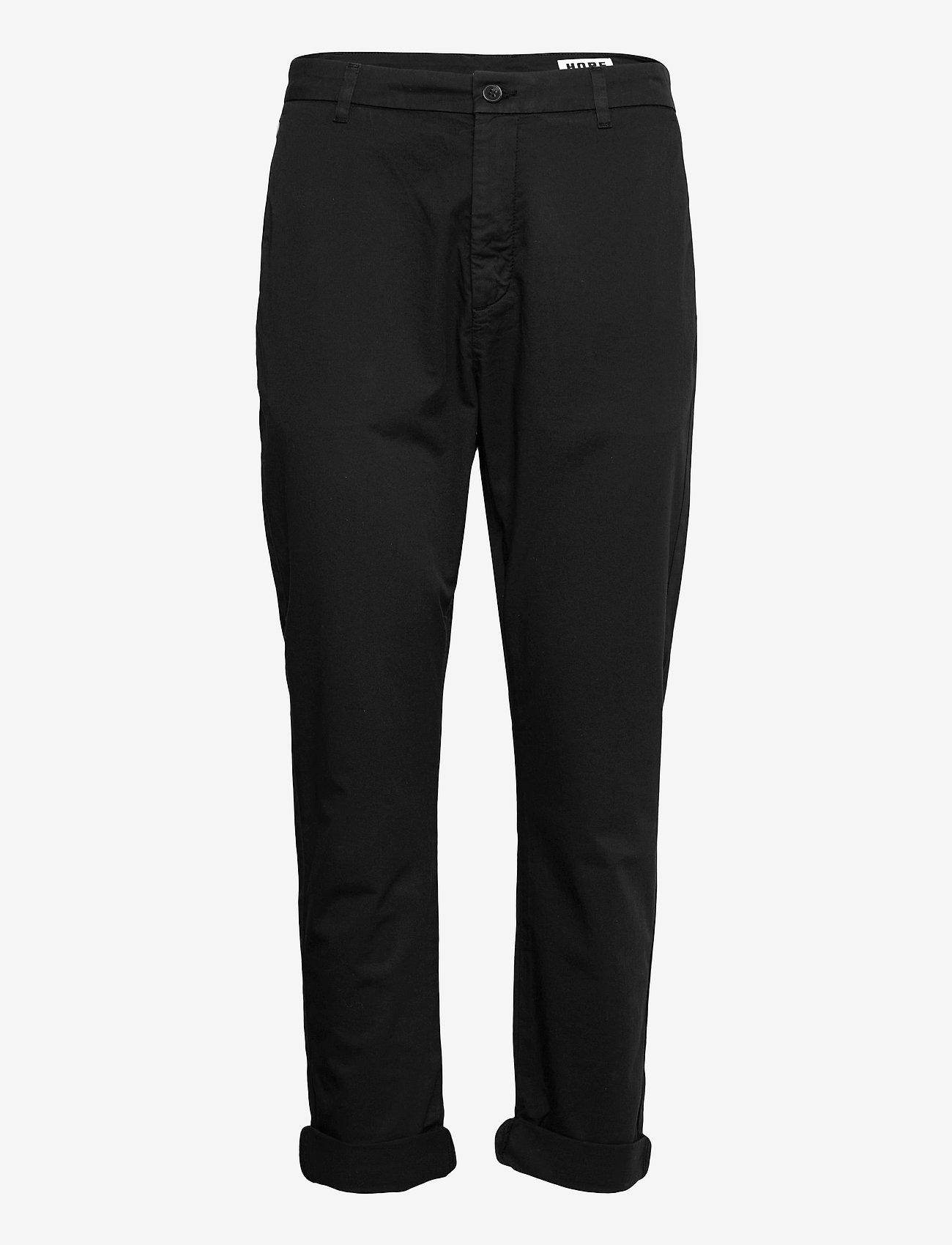 Hope - News Edit Trousers - casual broeken - black - 0