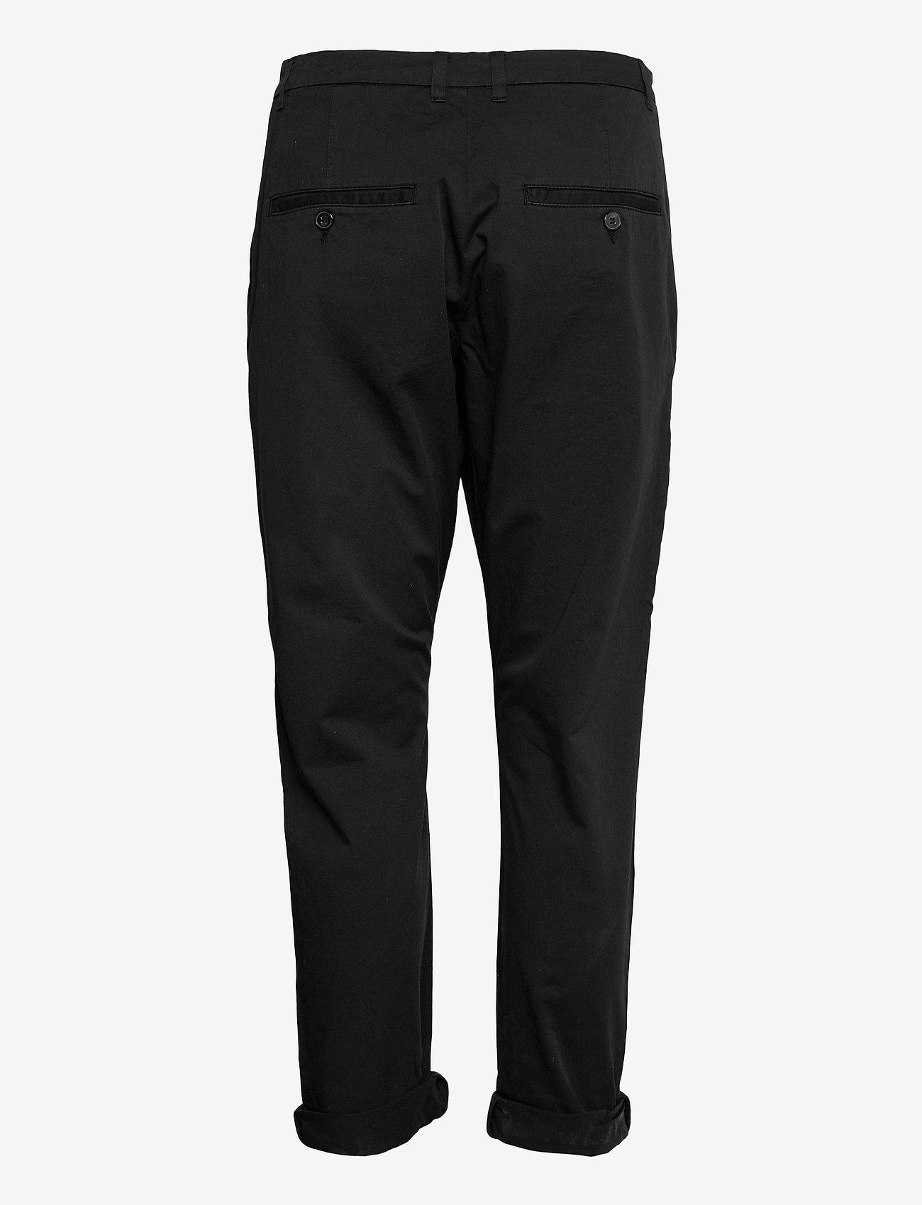 Hope - News Edit Trousers - casual broeken - black - 1