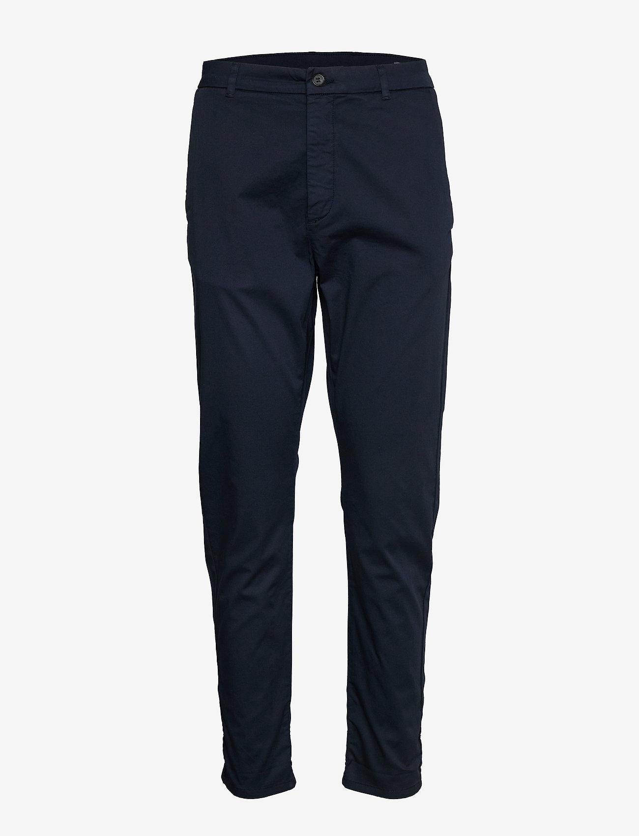 Hope - News Edit Trousers - casual broeken - dk blue - 0