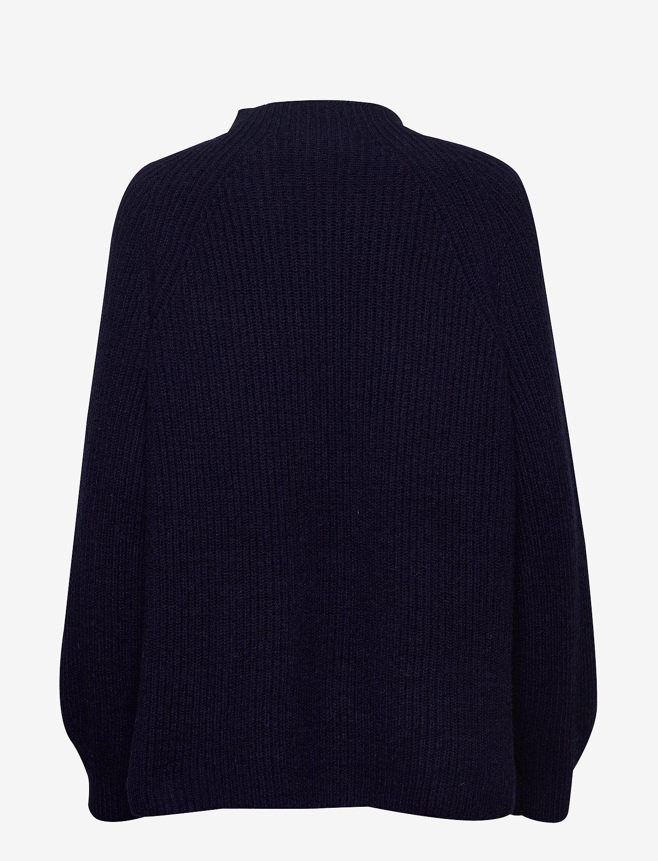 Blank Sweater (Dk Navy) - Hope yj7dC5