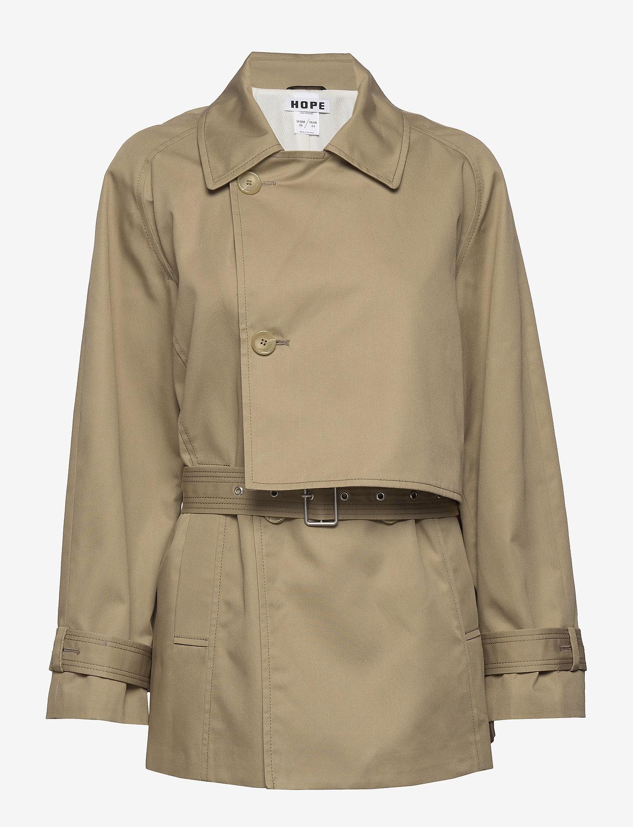 Hope Trace Jacket - Jackets & Coats