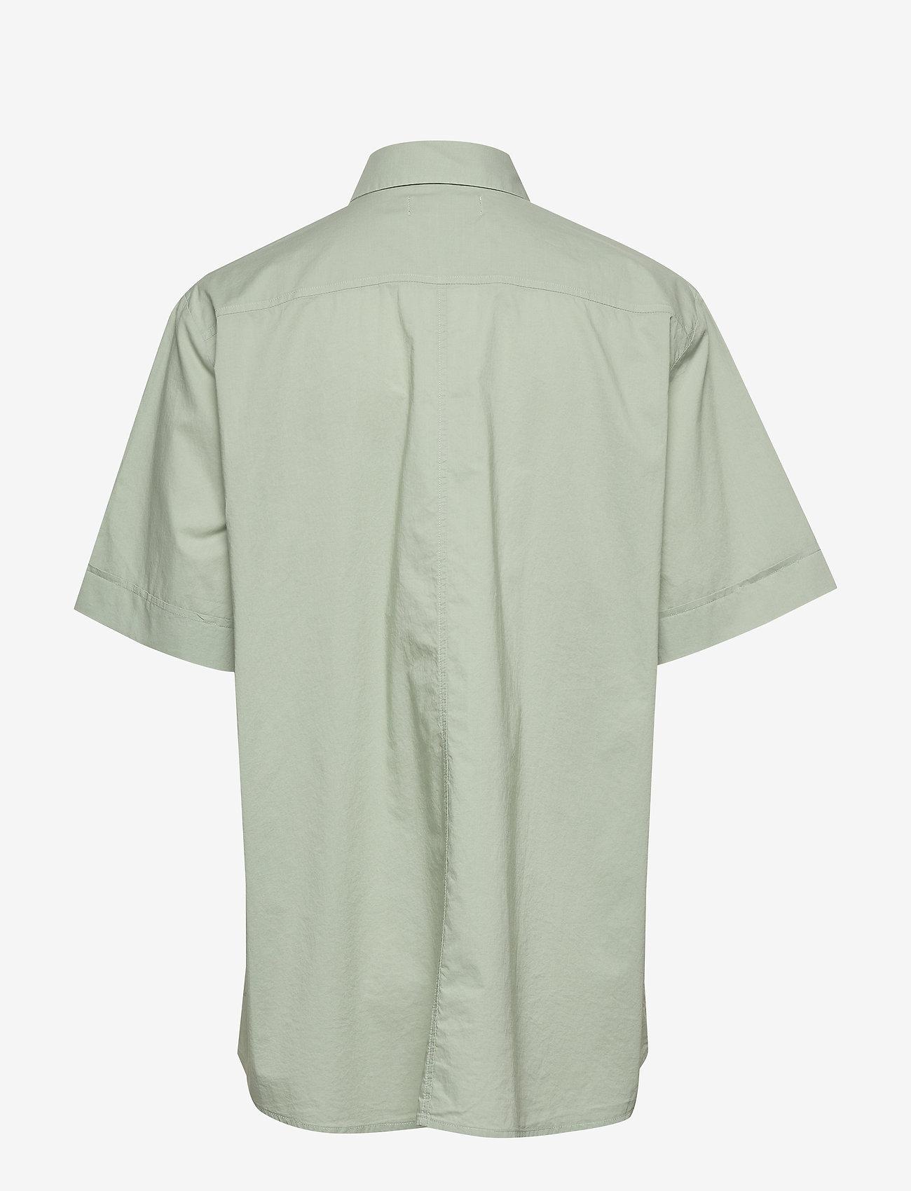 Hope - Elma Shortsleeve - chemises à manches courtes - sage green - 1