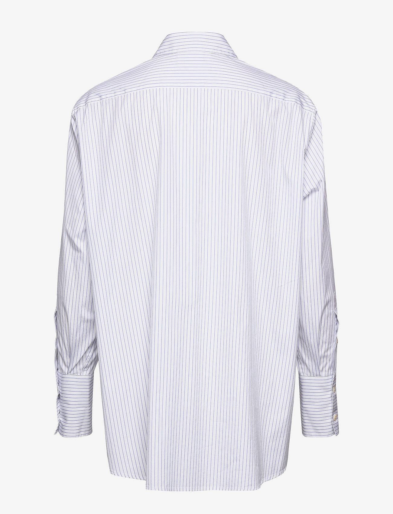 Hope - Trip Shirt - chemises à manches longues - blue stripe - 1