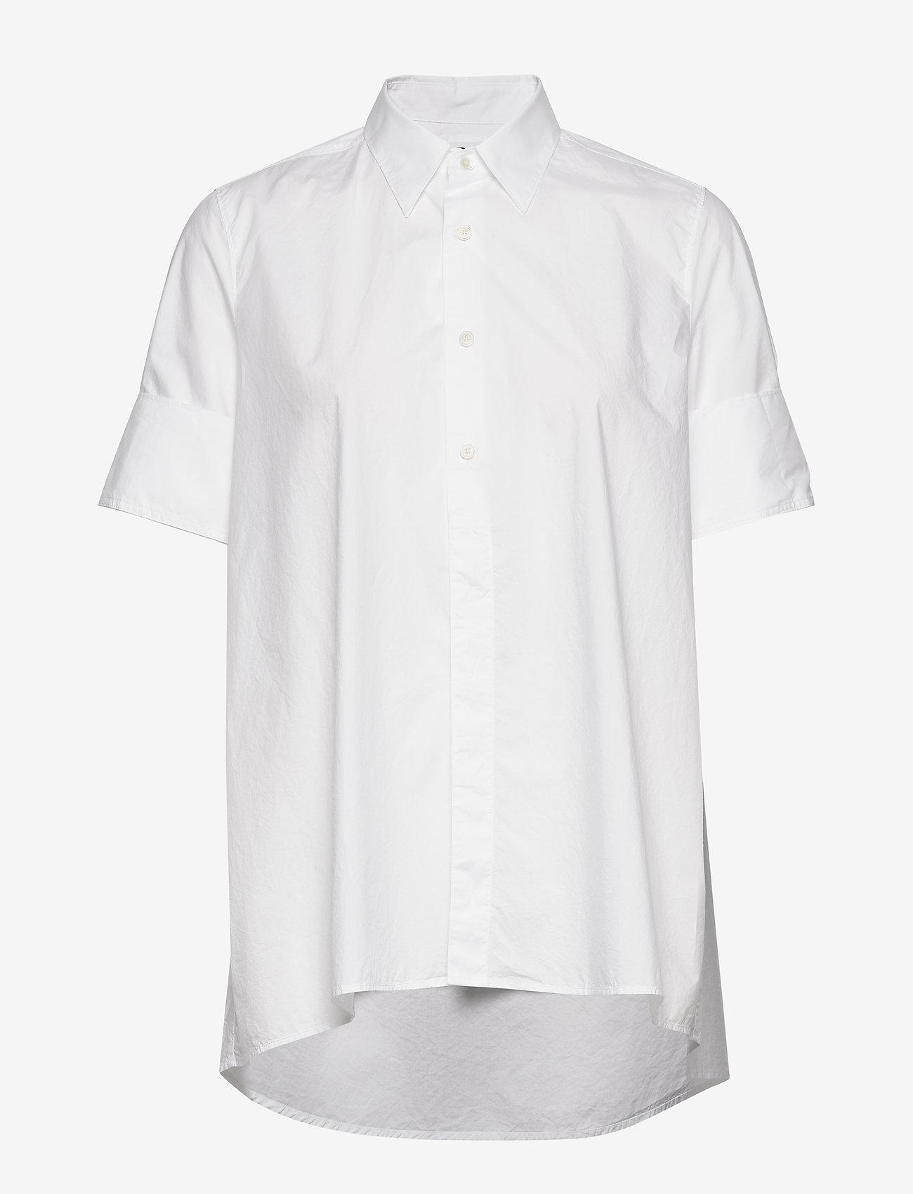 Hope - Tour Shirt - overhemden met korte mouwen - white - 0
