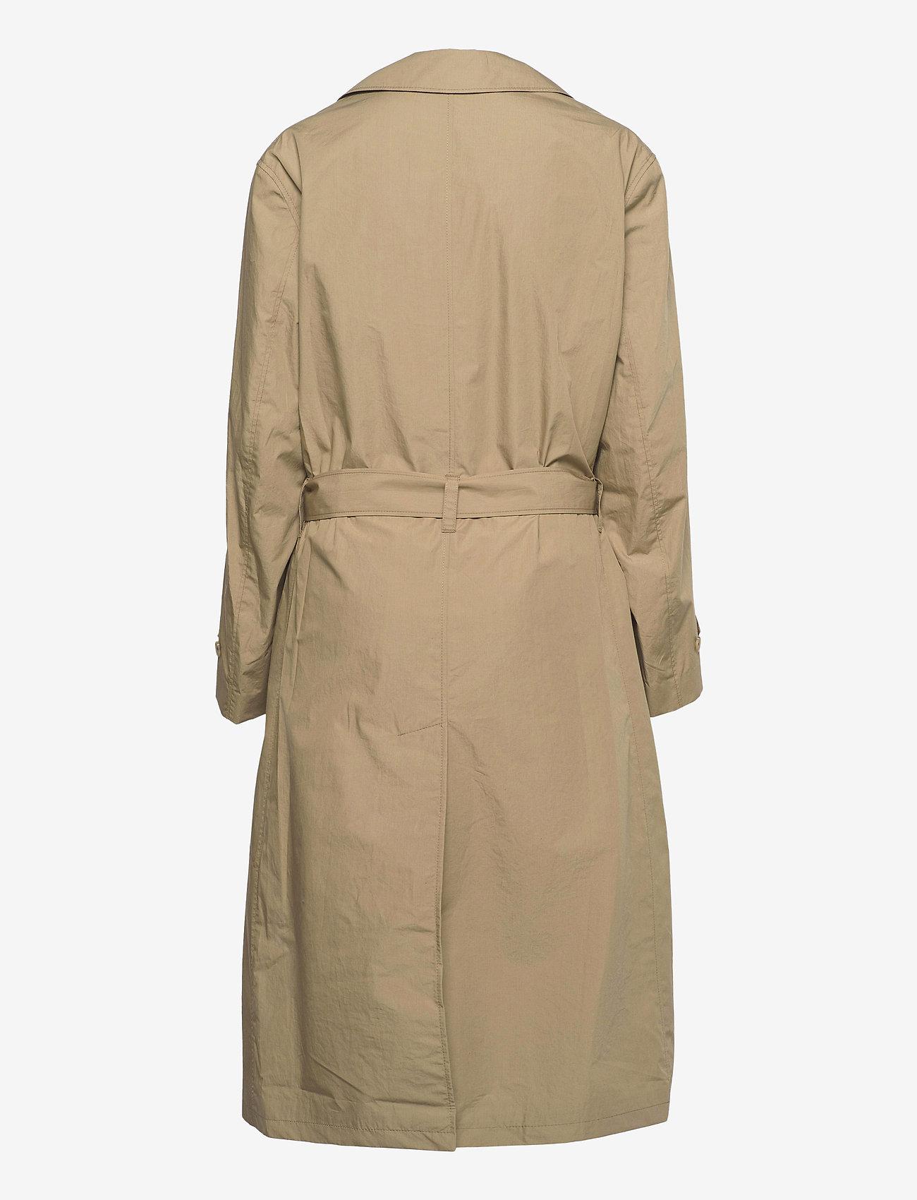 Hope - Dual Coat - trenchcoats - beige - 1