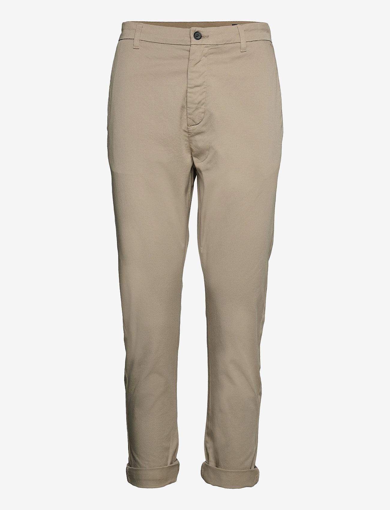 Hope - News Edit Trousers - chinos - light khaki beige - 0