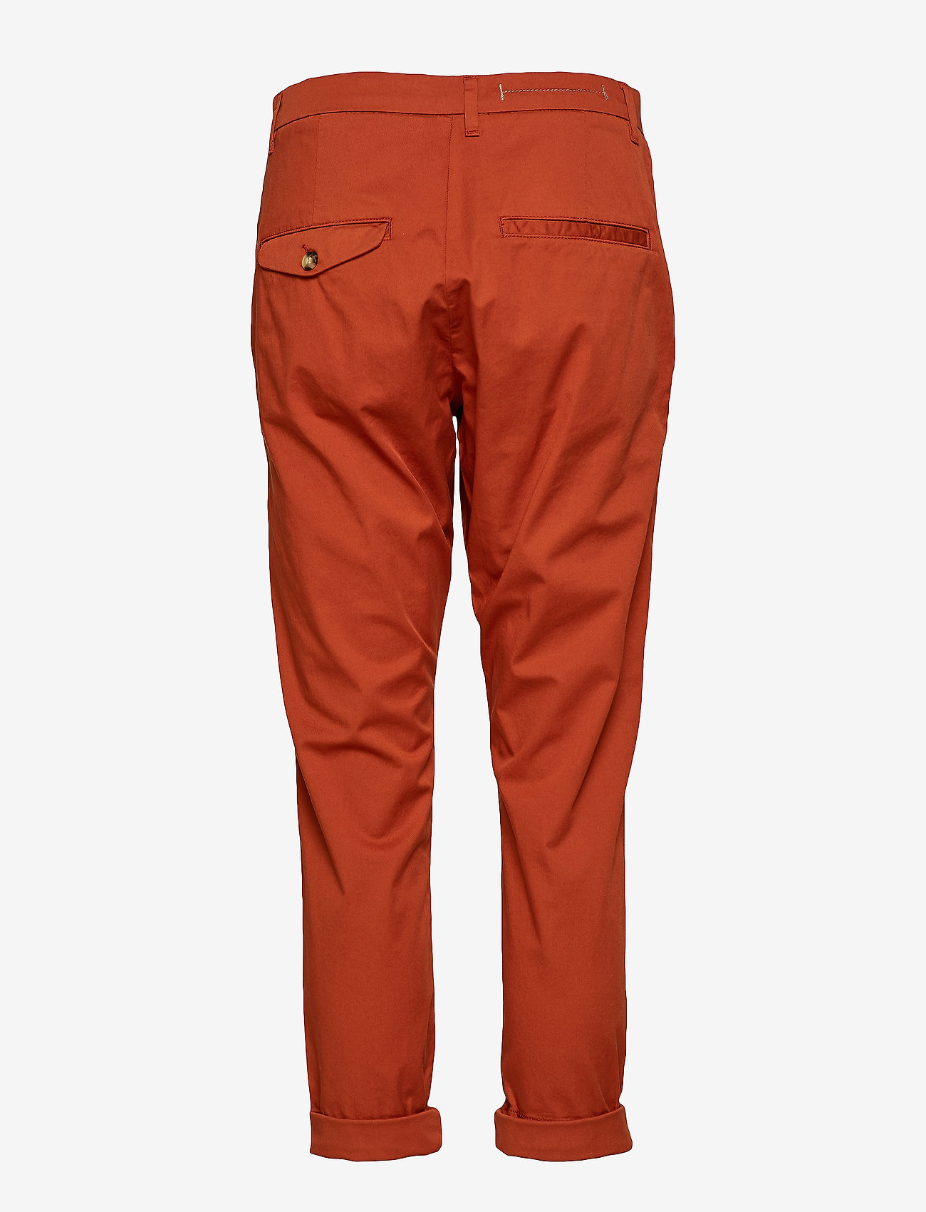 Hope - News Trouser - casual housut - amber