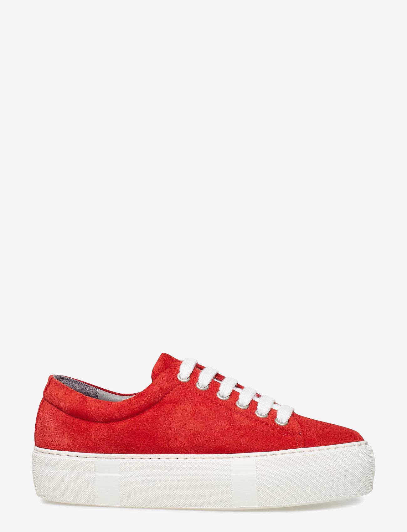 Hope - Sam Sneaker Wom - sneakersy niskie - red - 1