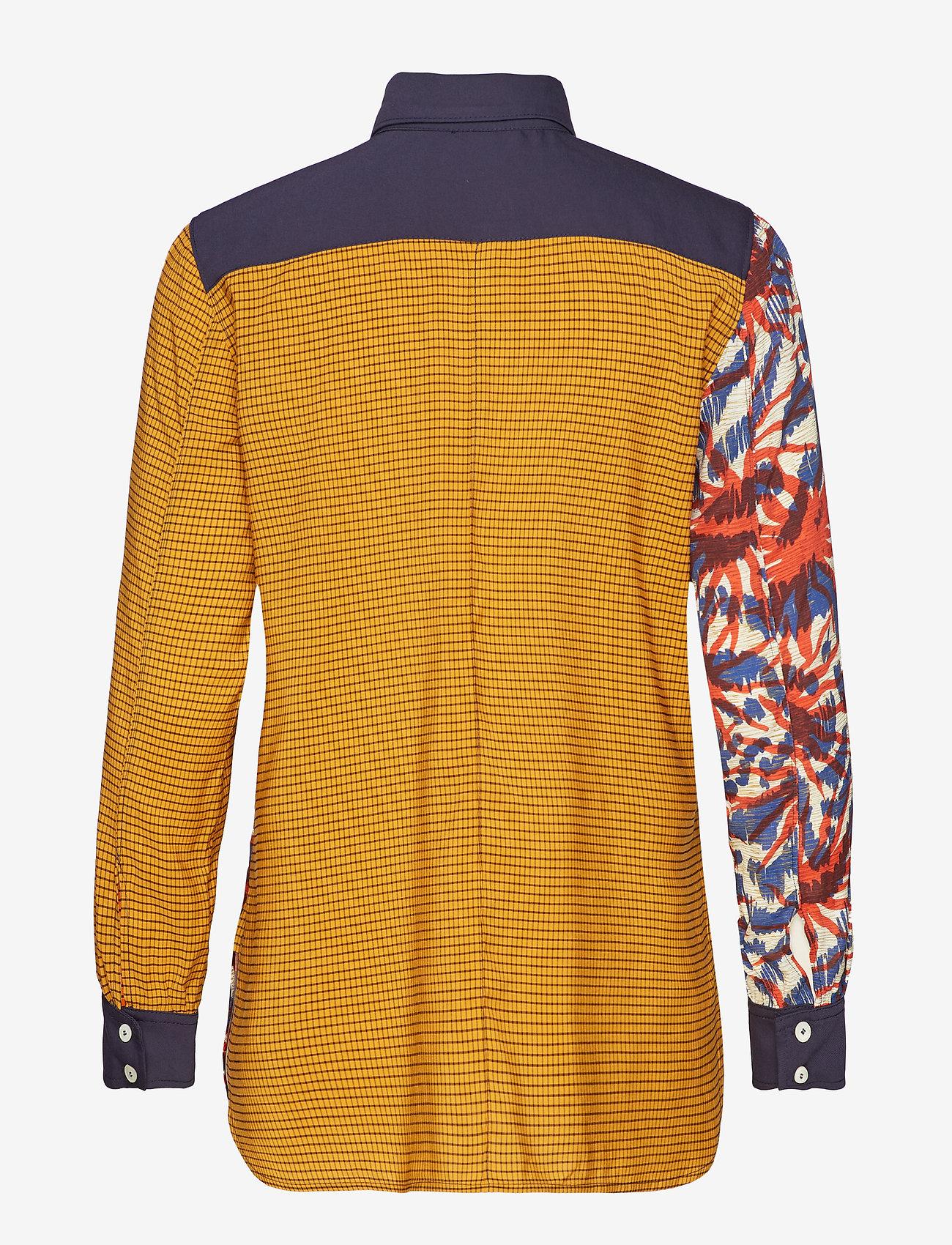 Hope Caba Shirt - Blusar & Skjortor Patchwork