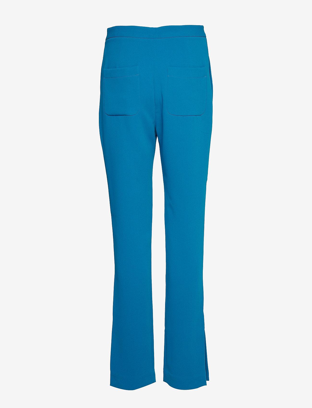 Hope - Move Trousers - slim fit broeken - blue - 1