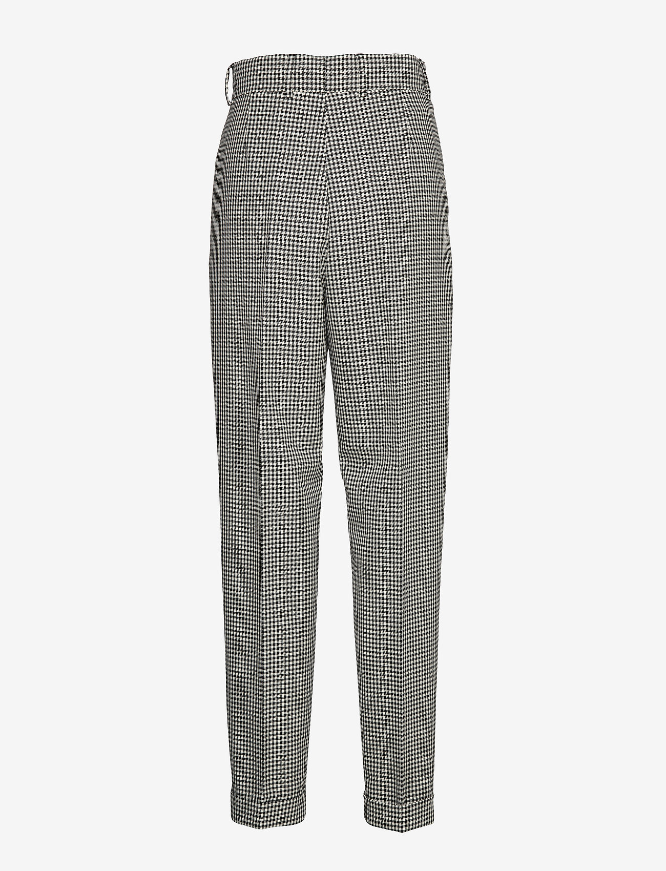 Star Trousers (Black Pepita Check) - Hope yDcVtS