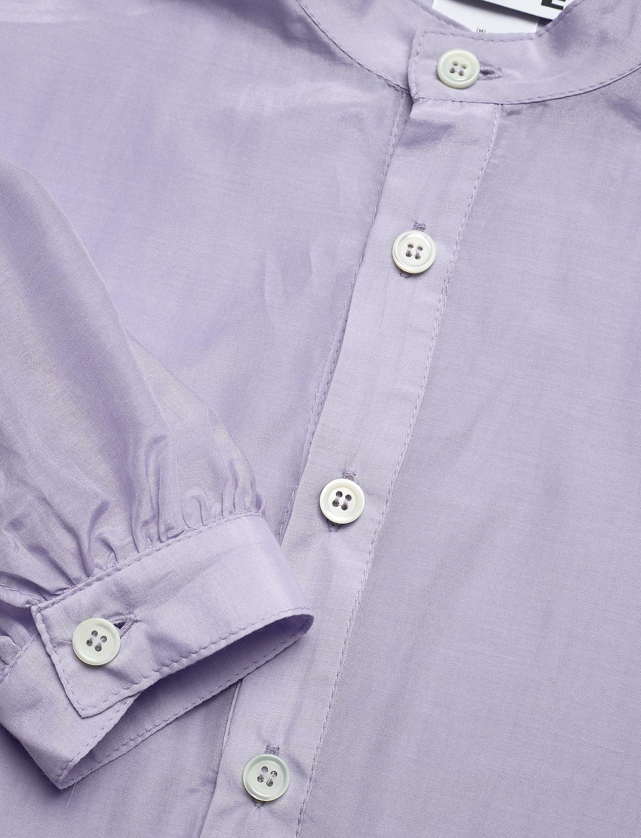 Hope Key Shirt - Bluser & Skjorter LT PURPLE - Dameklær Spesialtilbud