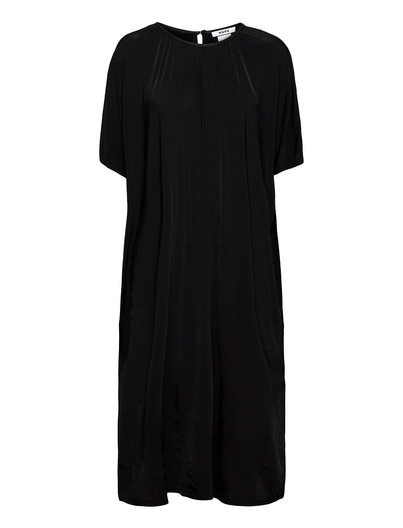 Image of Sense Dress Maxikjole Festkjole Sort Hope (3447796501)
