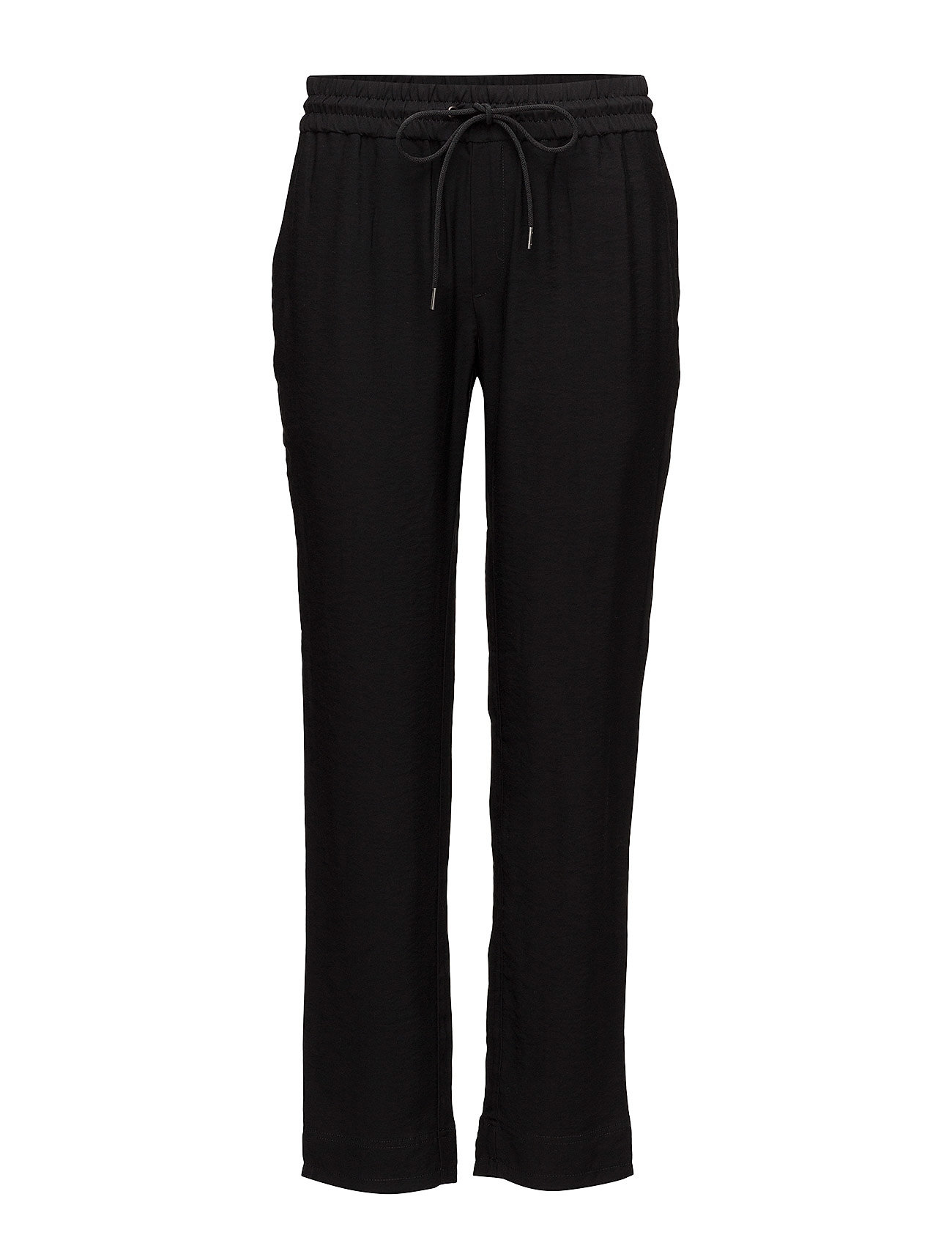 Hope Lino Trouser - BLACK