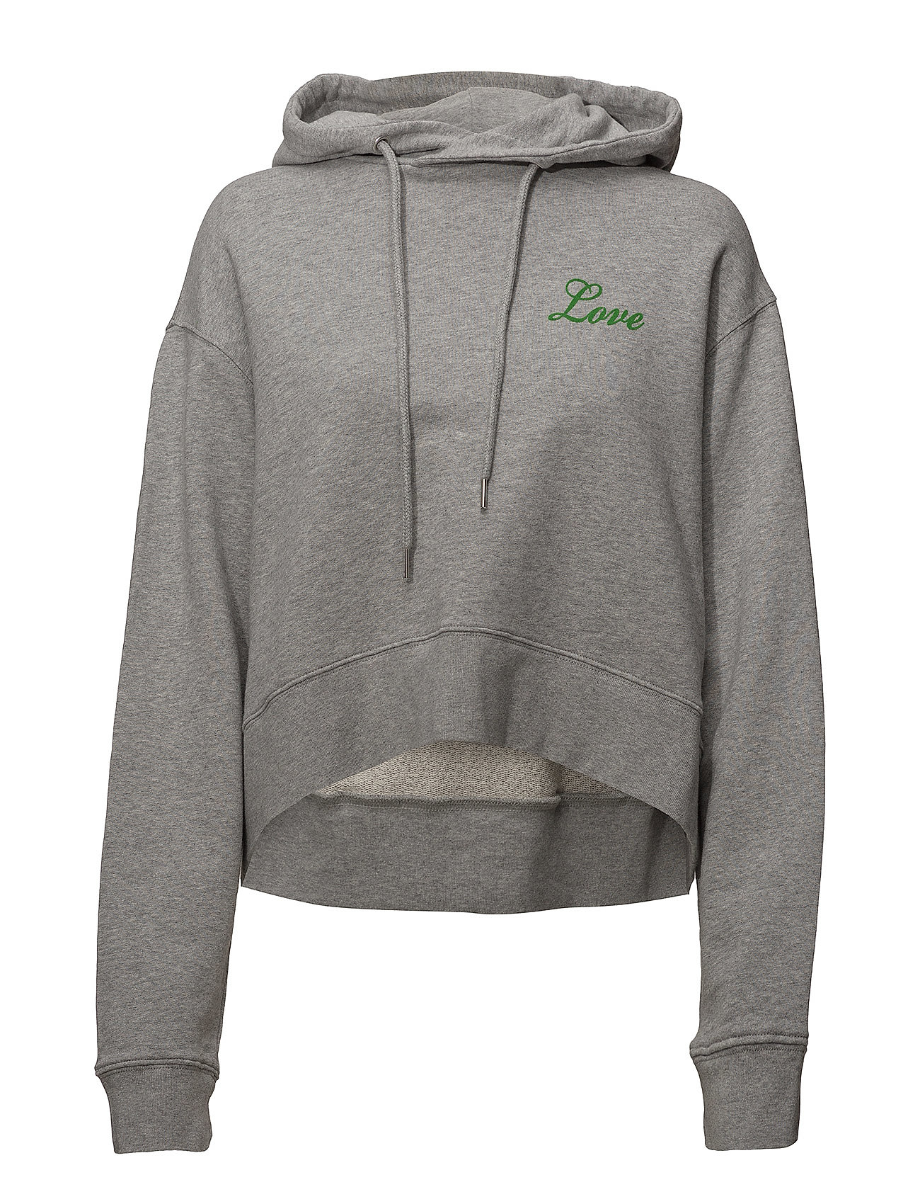 Hope Hero Hood - GREY MEL