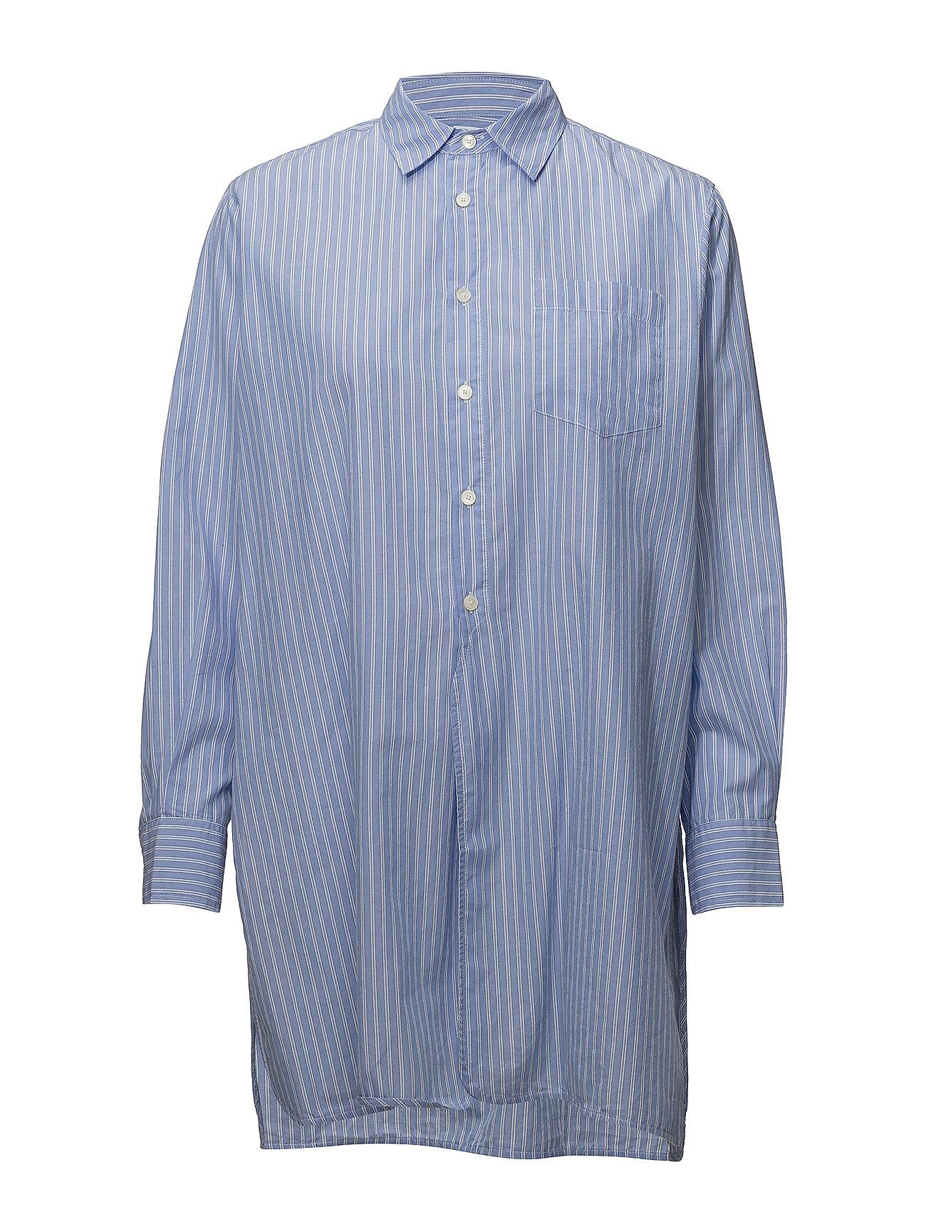 Hope Coast Shirt - BLUE STRIPE