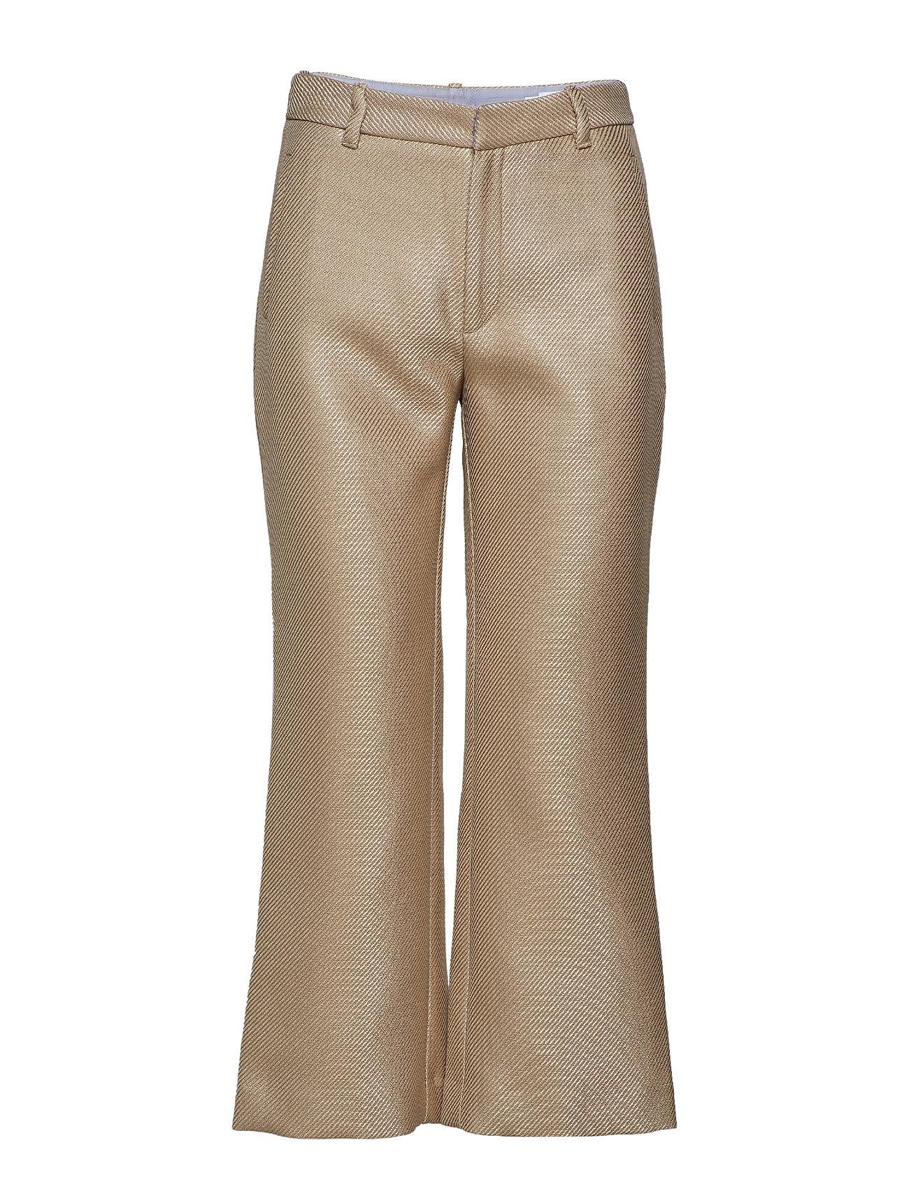 Hope High Trouser - BEIGE TWILL