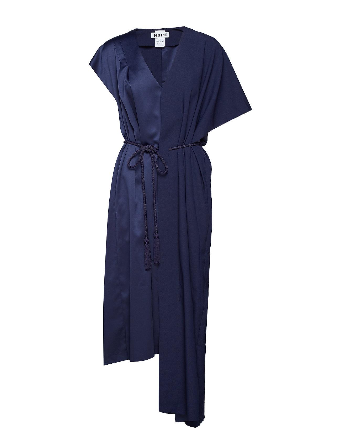 Hope Temple Dress - NAVY