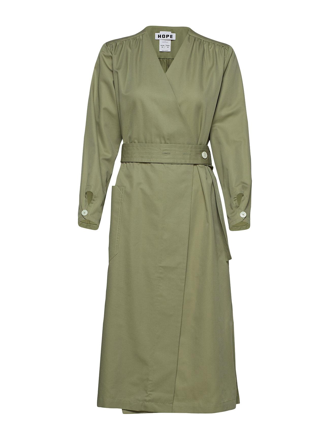 Hope Cross Dress - PALE GREEN