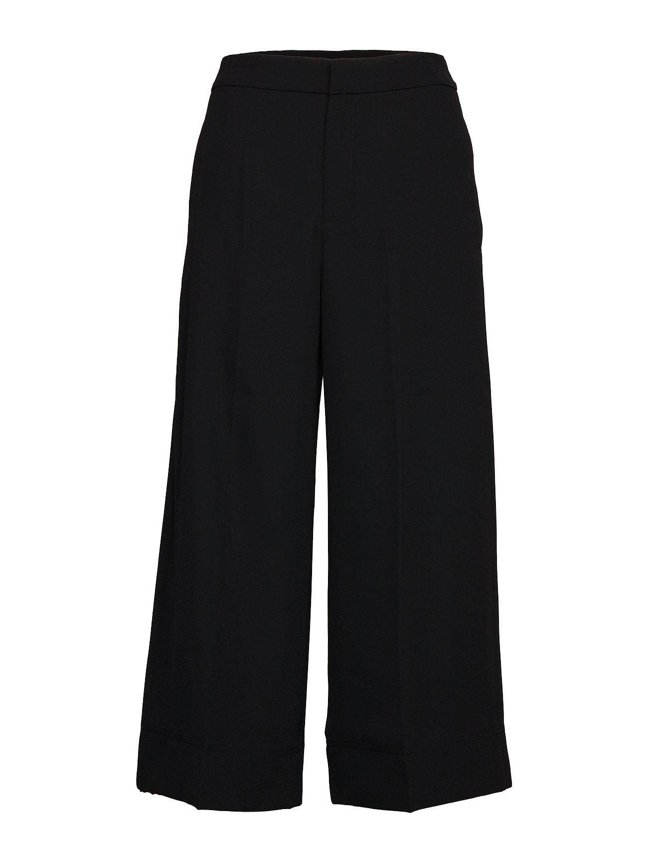Hope Frame Trouser - BLACK
