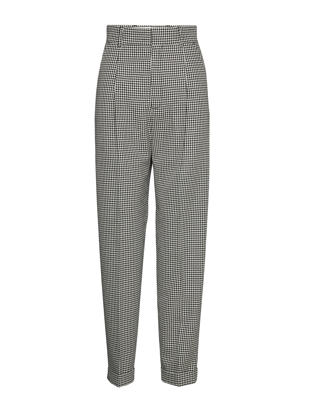 Image of Star Trousers Bukser Med Lige Ben Sort Hope (3225632263)