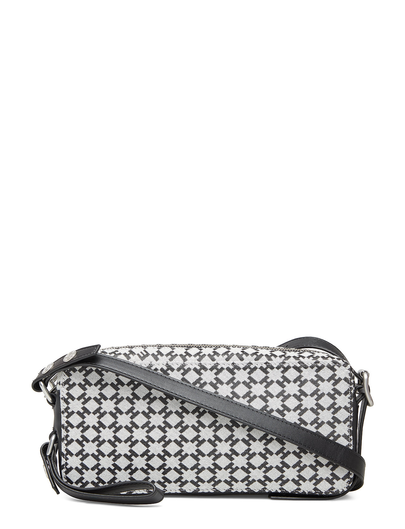 Hope H Cross Body - H LOGO BLACK