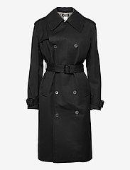 Hope - Sky Coat - trenchcoats - navy - 1