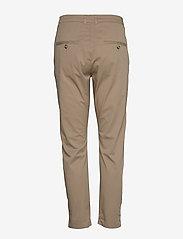 Hope - News Edit Trousers - casual bukser - khaki beige - 1