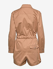 Hope - Fly Jumpsuit - jumpsuits - copper beige - 1