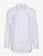 Hope - Trip Shirt - chemises à manches longues - blue stripe - 0
