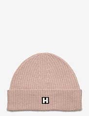 H Hat - DUSTY PINK