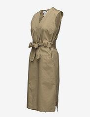 Hope - Trail Dress - omlottklänning - beige - 2